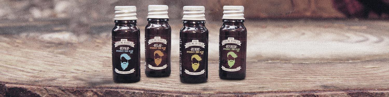 Wahl Sterling Beard Oil