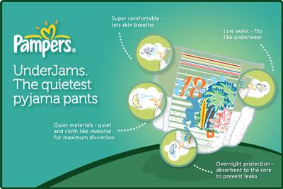 UnderJams for boys: The quietest pyjama pants</