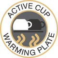 Active Cup Warming Plate