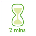 Quick start: < 2 Minutes