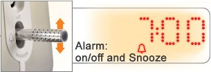 Alarm and Snooze