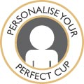 Personalise your perfect cup
