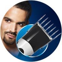 9 position hair clipper comb attachment