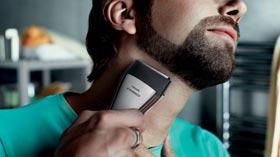 Fine New Philips Norelco Qs6140 Style Men Shaver Wet Ampamp Dry Short Hairstyles Gunalazisus