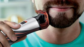 Philips QS6140/32 StyleShaver Pro Beard Trimmer and Foil Shaver