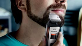 6d2d47d4f71 Philips QS6140/32 StyleShaver Beard Trimmer and Foil Shaver: Amazon ...
