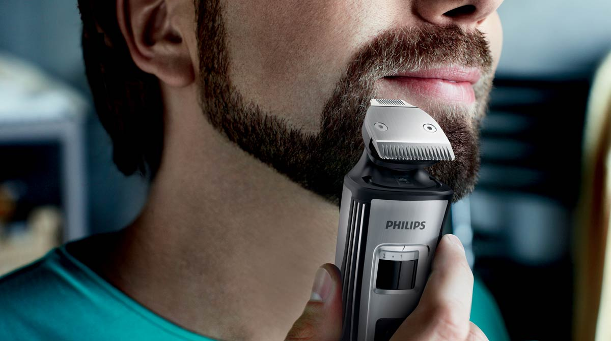 philips styleshaver qs6160 32 pro beard trimmer and foil shaver health personal. Black Bedroom Furniture Sets. Home Design Ideas