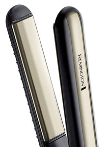 The Sleek and Curl's extra-long, slim plates