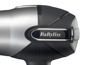 The BaByliss 5538U Turbo Power 2200W Hair Dryer has a 2200W dryer