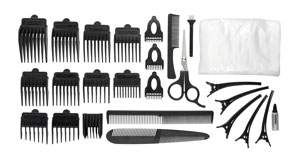 BaByliss For Men 7436DU 30 Piece Professional Home Hair Cutting Kit