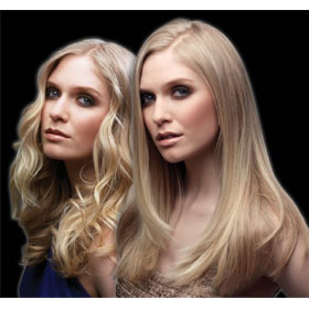 Style it straight or curly with the Pro 235 Styler