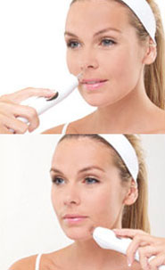 Facial hair removal systems