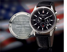 The Commemorative Edition Jorg Gray 6500 Chronograph watch