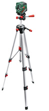 This Bosch PCL 20 comes as a set which comes with a handy tripod