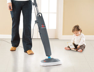 steam mop - Bissell Steam Cleaner