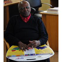 Archevêque émérite Desmond Tutu