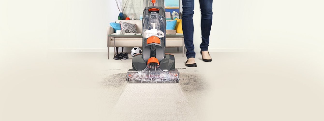 Vacuums & Floorcare