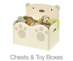 Children's Chests & Toy Boxes