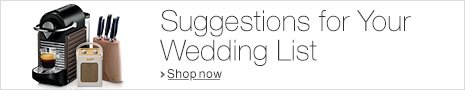 Wedding Gift List Suggestions