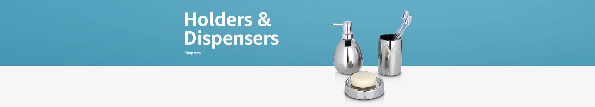 Holders & Dispensers
