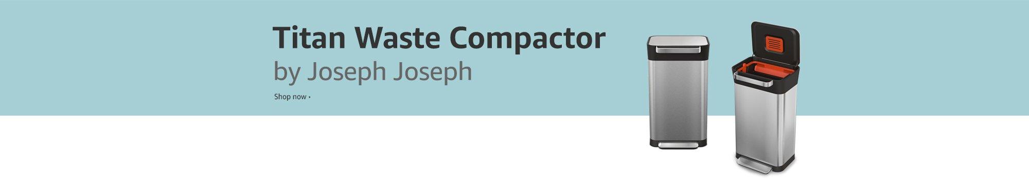 Titan Waste Compactor by Joseph Joseph