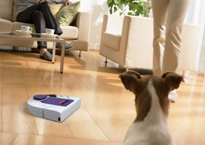Powerful cleaning system specially designed for pet owners and allergy sufferers