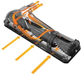 Vax Mach 7 Vzl 6017 Bagless Upright Vacuum Cleaner Amazon