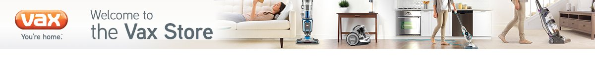 Vax Store We Love Clean Carpet Washers Vacuums and More