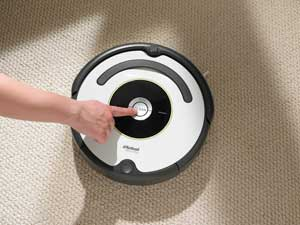 Roomba can be scheduled to perform up to seven cleaning sessions per week
