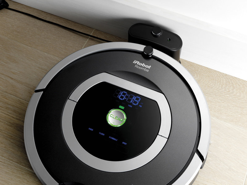 Irobot Roomba 770 Vacuum Cleaning Robot Amazon Co Uk