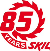 skil logo. skil celebrates 85 years of their invention the circular saw. browse all skil\u0027s logo o