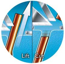 Philips Nivea Moisturizing Rotary Shaving System - Super Cut and Life System