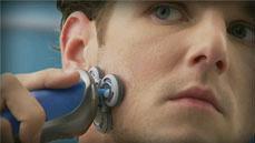 Philips Nivea Moisturizing Rotary Shaving System - Moves Smoothly