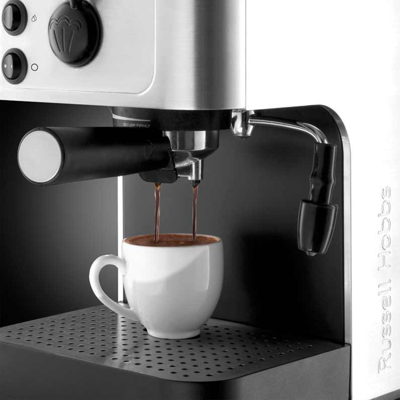 Russell Hobbs Espresso Coffee Maker 18623: Amazon.co.uk: Kitchen & Home