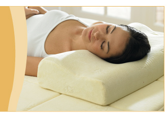 why the contour pillow