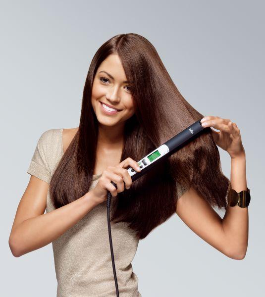 Braun Satinliner Hair Straighteners: Amazon.co.uk: Health