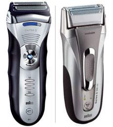 Braun Series 3 390cc-3 Electric Rechargeable Male Foil