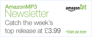 Amazon MP3 Newsletter