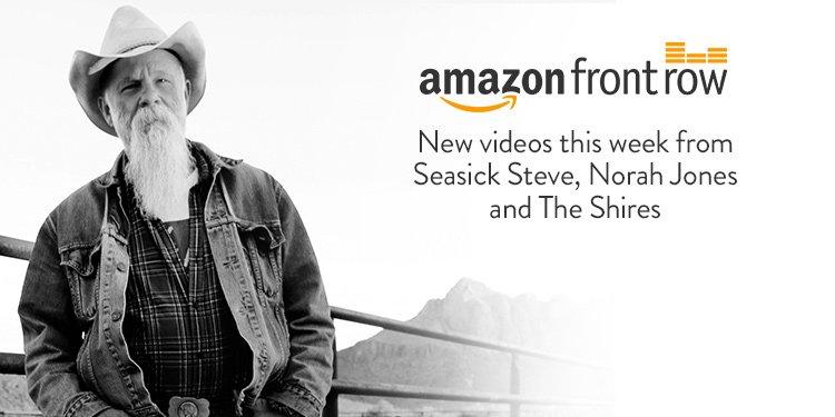 Amazon Front Row