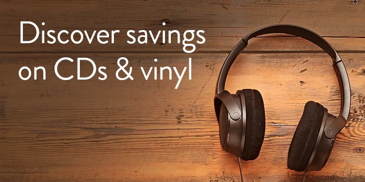 Discover savings of great music
