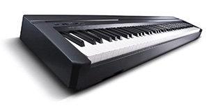 yamaha p35 portable digital piano black musical instruments. Black Bedroom Furniture Sets. Home Design Ideas