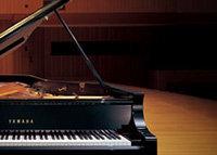 Yamaha concert grand piano