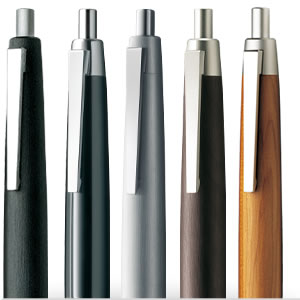 LAMY 2000 colours