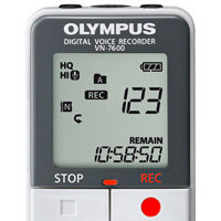 olympus digital voice recorder vn 7600pc manual