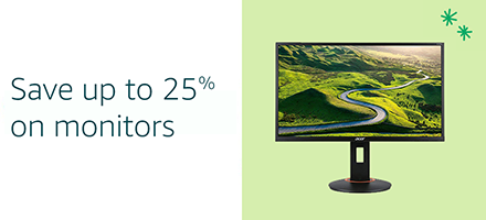 Save on Monitors