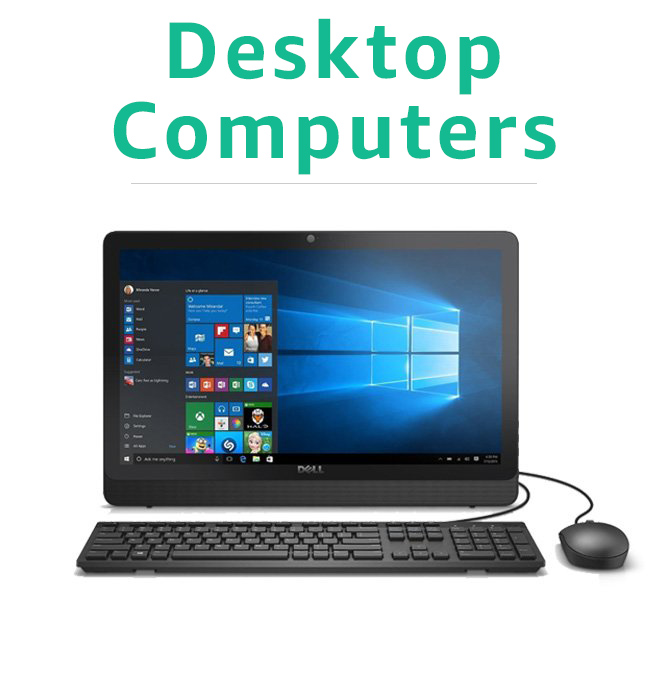 Certified Refurbished Desktops