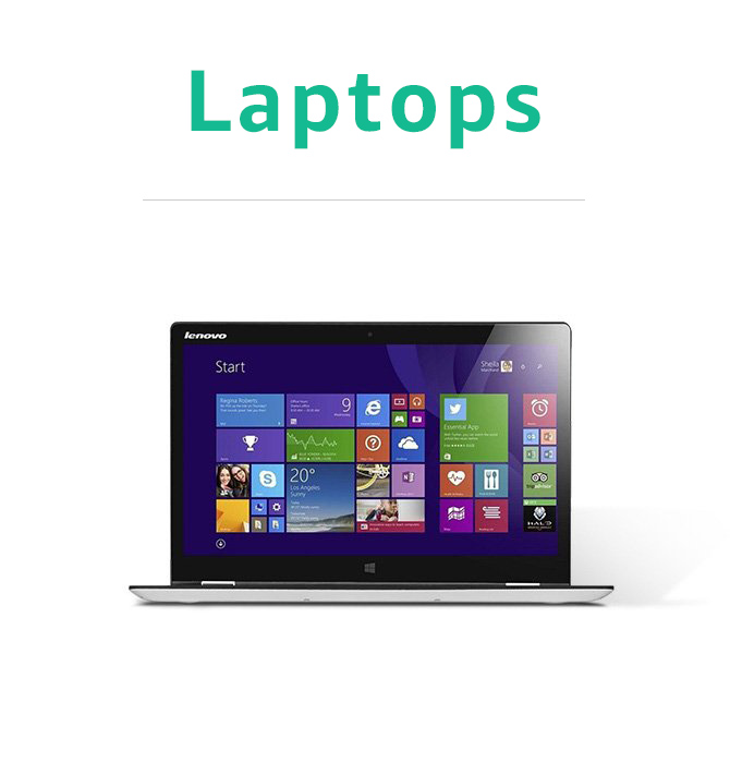 Refurbished Laptop Computers