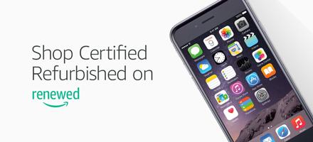 Certified Refurbished Amazon Tickets