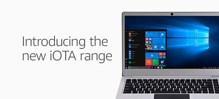 New iOTA Windows 10 Tablet Range