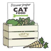 PROPER CAT FOOD AT LILY'S KITCHEN